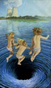 Trois petites filles de François Compagnon